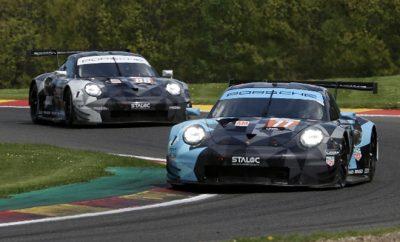 Dempsey Proton Racing Proton Competition