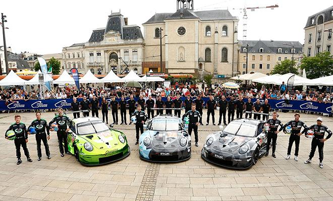 Wec 2 Lauf 24h Le Mans Proton Competition